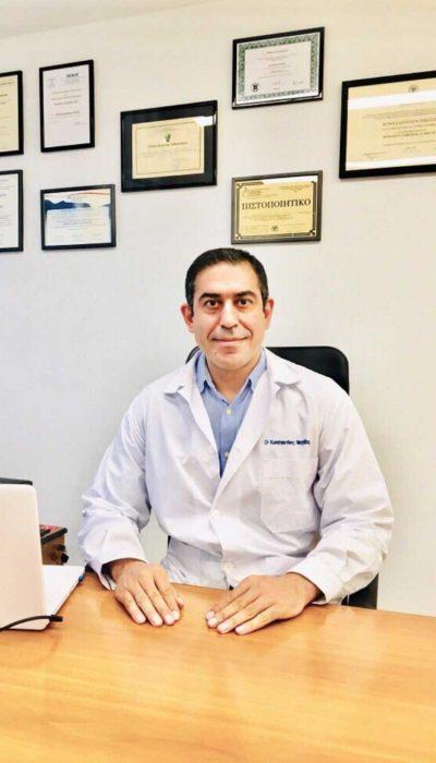 Dr. Νικητίδης Κωνσατντίνος, Γενικός Οικογενειακός Ιατρός